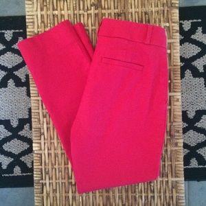 BANANA REPUBLIC Cropped Ankle Trouser Pants